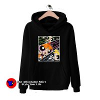 CN Trio Girls Powerpuff Light Show Hoodie