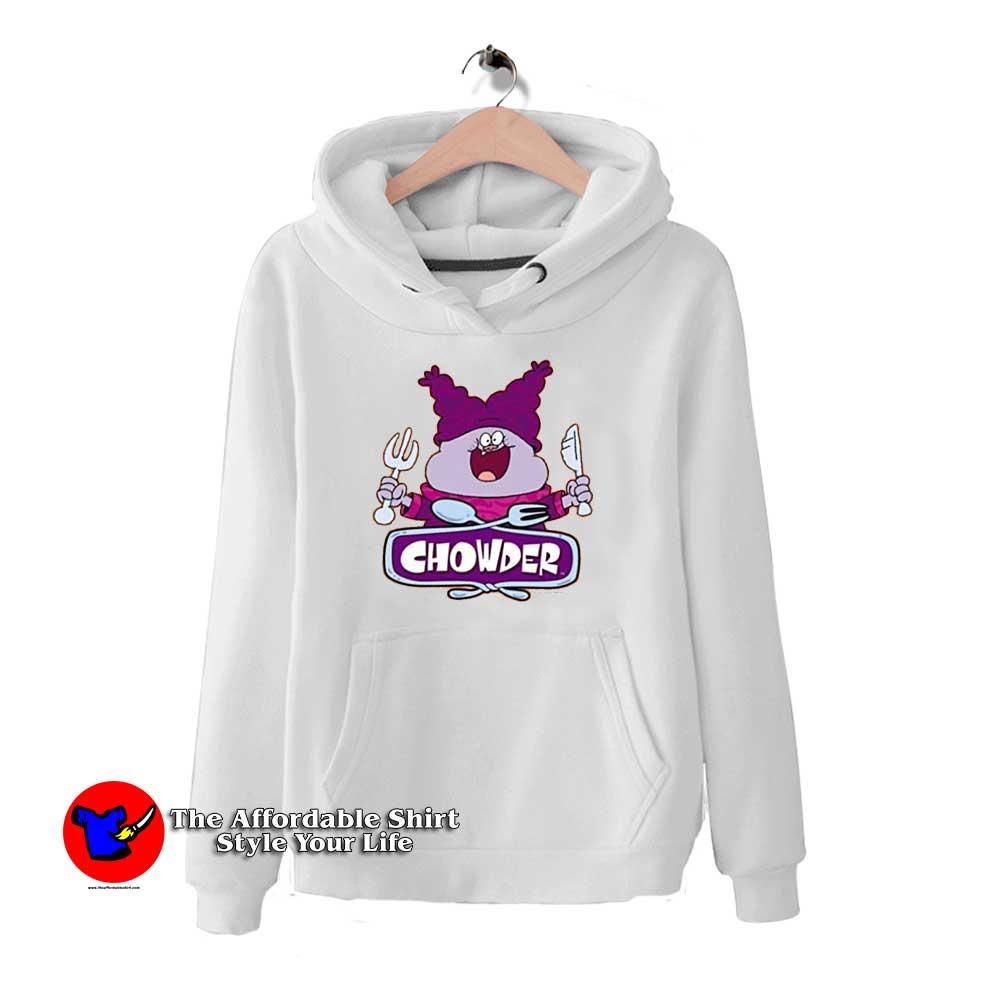 Get Buy Cartoon Network Chowder Hoodie Theaffordableshirt Com