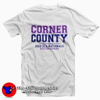 Corner County Nationals Sister Squads Tee Shirt