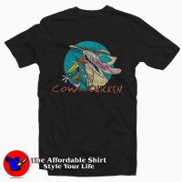Cow And Chicken Logo T-Shirt