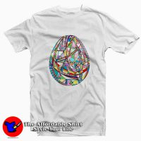 Easter Egg Abstract T-Shirt