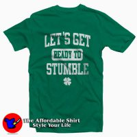 Funny St Patrick's Day American Apparel T-Shirt