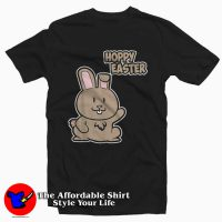 Hoppy Easter Funny T-Shirt