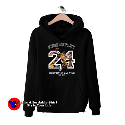 Kobe Bryant Greatest Of All Time Basketball 500x500 Kobe Bryant Greatest Of All Time Basketball Hoodie In Loving Memory