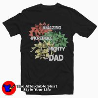 Marvel Father Day Avengers T-Shirt