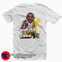 NBA Los Angeles Lakers Kobe Bryant Champion T-Shirt