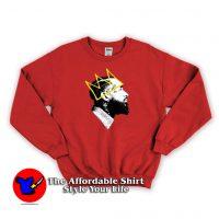 Nipsey Hussle Limited Edition Red Sweatshirt
