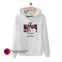RIP Kobe and Gianna Bryant Basketball Hoodie