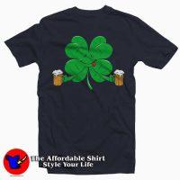 St Patty Clover & Beer T-Shirt