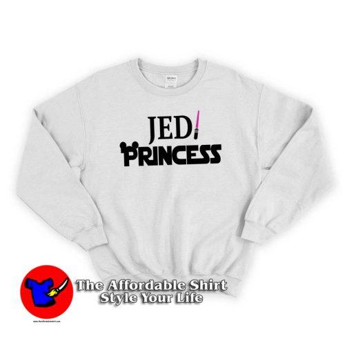 Star Wars Disney Jedi Princess 500x500 Star Wars Disney Jedi Princess Sweatshirt