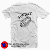 Sunday Football Unisex T-shirt