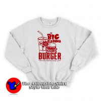 The Big Kahuna Burger Sweatshirt