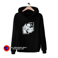 Type O Negative Bloody Kisses Hoodie