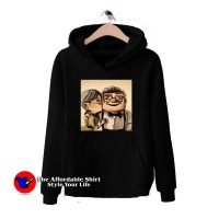 UP Carl Ellie Hoodie Cute