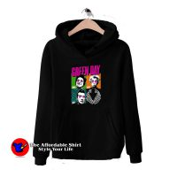 Uno Dos Tre Green Day Hoodie