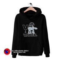 V is for Vader Funny Hoodie