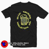 Vintage Blue Tavern Beer Walston T-Shirt