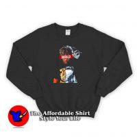 Youxiangon 9 9 9 Juice Wrld Hip Hop Sweatshirt
