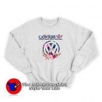 Adidas All Day I Dream About Volkswagen Floral Sweatshirt