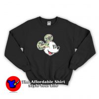 BAPE X Disney Mickey Mause Cheap Sweatshirt