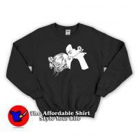 Diabolik e Eva Classic Sweatshirt