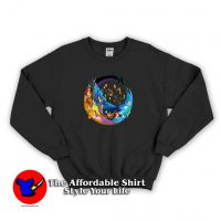 Disney Princesses Lion King And Villains Sweatshirt