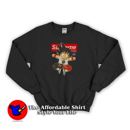 Goku Dragon Ball Supreme Hypbeast 500x500 Goku Dragon Ball Supreme Hypbeast Sweatshirt Supreme Collection