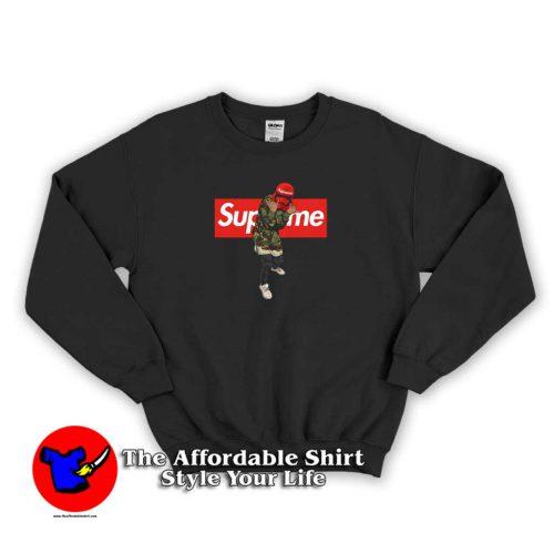 Hip Hop Star Wars Stormtrooper Supreme 500x500 Hip Hop Star Wars Stormtrooper Supreme Sweatshirt Supreme Collection