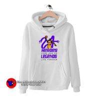 Kobe Memorial Rest In Peace Basketball Legend Player Hoodie