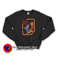 Let's Sacrifice Toby Summon Demon Pentacle Sweatshirt