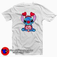 Lilo Disney Valentines T-Shirt