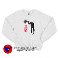 Love Sick Classic Awesome Sweatshirt