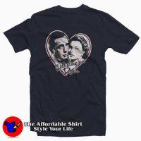 Rick And Ilsa Casablanca Valentine T-Shirt