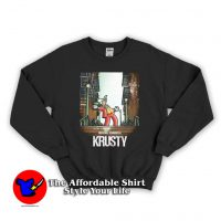 Simpson Krusty The Clown Joker Sweatshirt