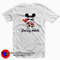 Star Wars Stormtrooper Vacay Valentine T-Shirt