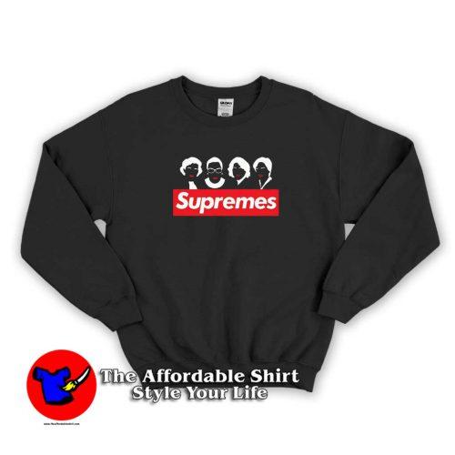 Supreme x The Supremes 500x500 Supreme x The Supremes Sweatshirt Supreme Collection
