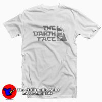 The Darth Face Disney Vacation T-Shirt