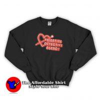 Valentine Detective Agency Sweatshirt