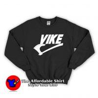 Vike Nike Axe Vikings Unisex Sweatshirt