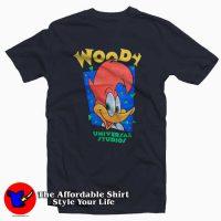 Vintage Woody Woodpecker Valentine T-Shirt