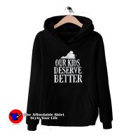 Virginia Red For Ed Unisex Hoodie