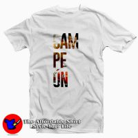 Campeon Fortuna Unisex Graphic T-Shirt Cheap
