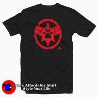 Captain Marvel Goose Cat Paw Symbol Graphic T-Shirt