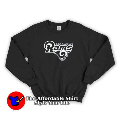 Los Angeles Rams Sweater 500x500 Los Angeles Rams New Logo Unisex Sweatshirt Cheap