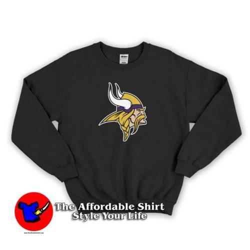 Minnesota Vikings Sweater 500x500 Minnesota Vikings Unisex Sweatshirt Cheap