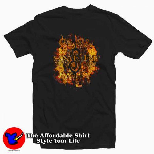 Slipknot Radio Fires Tshirt 500x500 Slipknot Radio Fires Graphic T Shirt Cheap