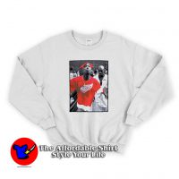 Cool 2PAC SPIT Graphic Sweatshirt