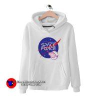 Nasa Parody Peppa Pig Space force Funny Hoodie