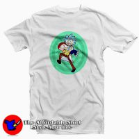 Rick And Morty Carry Graphic T-Shirt