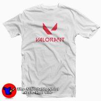 Valorant Graphic Logo T-Shirt
